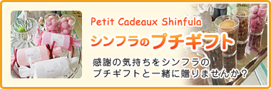 Petit Cadeaux Shinfula ~シンフラのプチギフト~